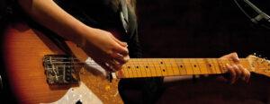 Gitarrenunterricht – Elektrische Gitarre